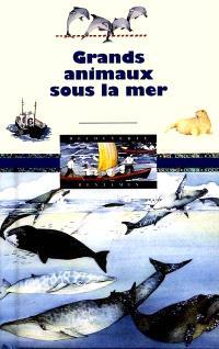 Grands animaux sous la mer