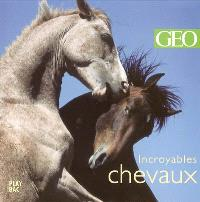 Incroyables chevaux