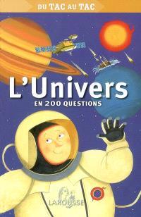 L'univers en 200 questions