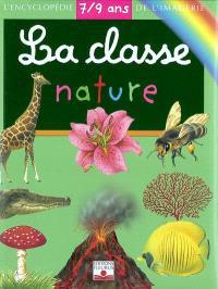 La classe nature : 7-9 ans