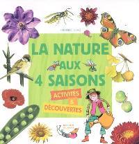 La nature aux 4 saisons : activités & découvertes