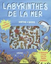 Labyrinthes de la mer