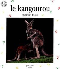 Le kangourou : champion de saut
