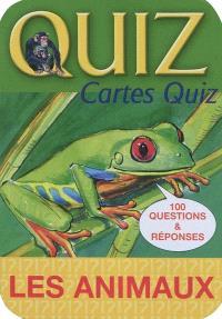 Les animaux : 100 questions & réponses