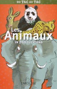 Les animaux en 200 questions