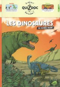 Les dinosaures : ces terribles lézards