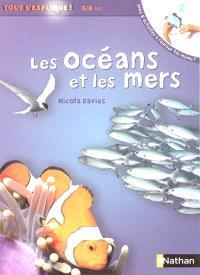 Les océans et les mers