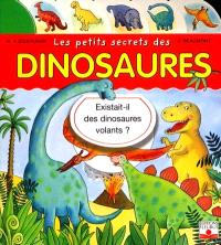 Les petits secrets des dinosaures