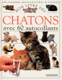Mon livre des bébés chats