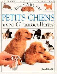 Mon livre des bébés chiens