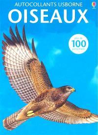 Oiseaux : plus de 100 autocollants