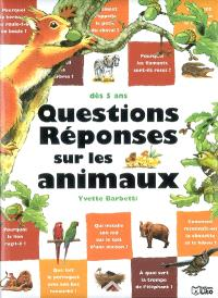 Questions-réponses sur les animaux