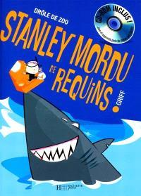 Stanley mordu de requins