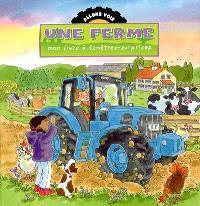 Une ferme : mon livre à fenêtres-surprises