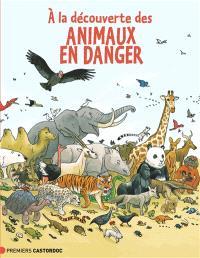 A la découverte des animaux en danger