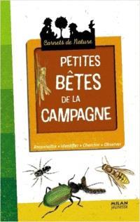 Petites bêtes de la campagne : reconnaître, identifier, chercher, observer