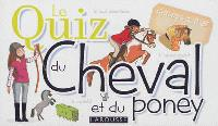 Le quiz du cheval et du poney : galops 1 à 5