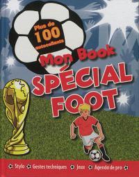 Mon book spécial foot
