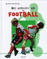Mes premiers pas au football