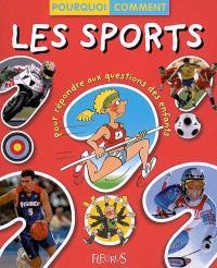 Les sports : pour répondre aux questions des enfants