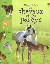 Mon petit livre des chevaux et des poneys