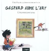 Gaspard aime l'art, L'impressionnisme