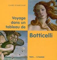 Voyage dans un tableau de Botticelli