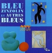Bleu zinzolin et autres bleus : un parcours en zigzag dans les collections du Centre Pompidou