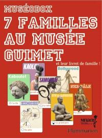7 familles au Musée Guimet : et leur livret de famille !