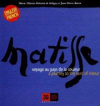 Matisse, voyage au pays de la couleur