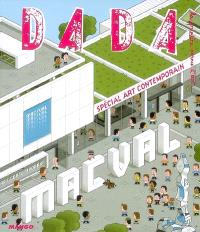 Dada. n° 138, MAC-VAL : spécial art contemporain