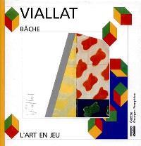Claude Viallat : Bâche