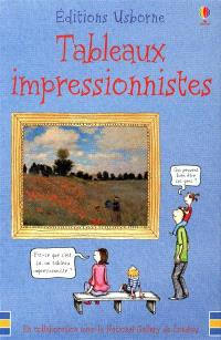 Tableaux impressionnistes