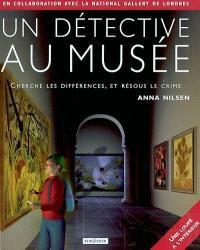 Un détective au musée : cherche les différences, et résous le crime