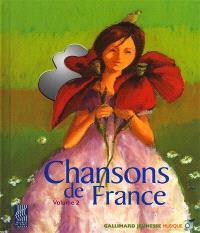 Chansons de France. Volume 2