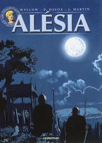Les voyages d'Alix, Alésia