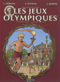 Les voyages d'Alix, Les jeux Olympiques dans l'Antiquité