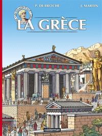 Les voyages d'Alix, La Grèce