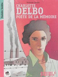Charlotte Delbo : poète de la mémoire