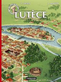 Les voyages d'Alix, Lutèce