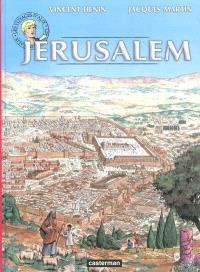 Les voyages d'Alix, Jérusalem