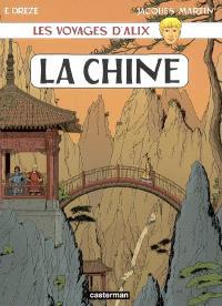 Les voyages d'Alix, La Chine