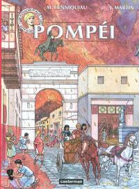 Les voyages d'Alix, Pompéi