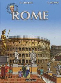 Les voyages d'Alix, Rome