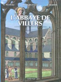 Les voyages de Jhen, L'abbaye de Villers