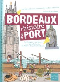 Bordeaux : de l'Antiquité à nos jours, une approche inédite de l'histoire du port de Bordeaux