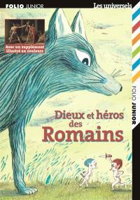 Dieux et héros des Romains