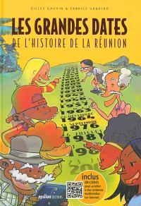 Les grandes dates de l'histoire de la Réunion