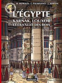 Les voyages d'Alix, L'Egypte : Karnak, Louxor et la Vallée des Rois