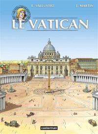 Les voyages de Jhen, Le Vatican